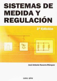 (2 ED) SISTEMAS DE MEDIDA Y REGULACION