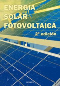 (2 ED) ENERGIA SOLAR FOTOVOLTAICA