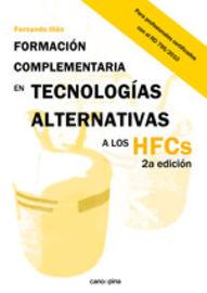 FORMACION COMPLEMENTARIA EN TECNOLOGIAS ALTERNATIVAS A LOS HFCS
