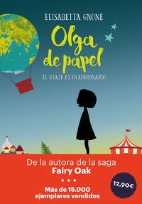 OLGA DE PAPEL - EL VIAJE EXTRAORDINARIO