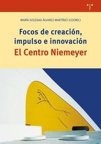Focos De Creacion, Impulso En Innovacion - El Centro Niemeyer - M. ª Soledad Alvarez Martinez
