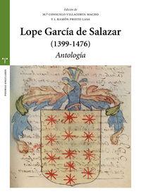 Lope Garcia De Salazar (1399-1476) - Antologia - Mª C. Villacorta Macho (ed. ) / J. Ramon Prieto Lasa (ed. )