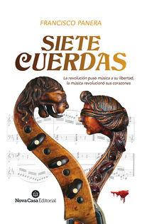 Siete Cuerdas - Francisco Panera
