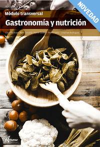 GM / GS - GASTRONOMIA Y NUTRICION - MODULO TRANSVERSAL