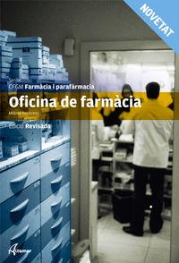 GM - OFICINA DE FARMACIA (CAT)