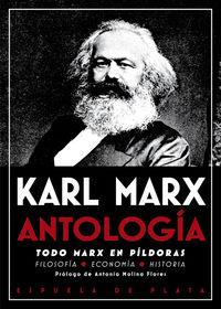 Antologia. Todo Marx En Pildoras - Karl Marx