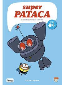 SUPERPATACA 5 - OS ROBOTS DO PROFESOR PARAFUSO (GALLEGO)