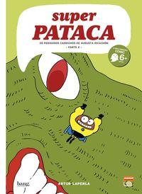 Superpataca 9 - Galego - Artur Laperla