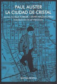 La ciudad de cristal - Paul Auster