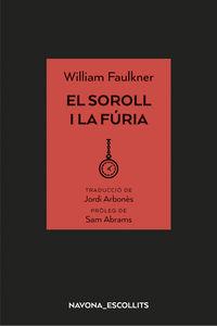 El soroll i la furia - William Faulkner