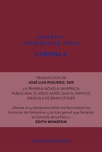 Carmilla - Joseph T. Sheridan Le Fanu