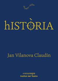 Historia - Jan Vilanova Claudin