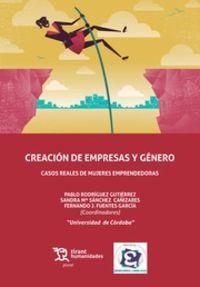 CREACION DE EMPRESAS Y GENERO - CASOS REALES DE MUJERES EMPRENDEDORAS