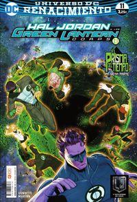 Green Lantern 66 / 11 (renacimiento) - Robert Venditti