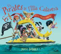 Pirates De L'illa Calavera, Els - Jonny Duddle