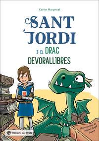 SANT JORDI I EL DRAC DEVORALLIBRES