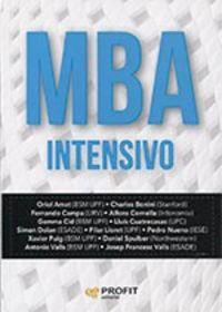 Mba Intensivo - Orio Amat / Charles Bonini / [ET AL. ]