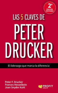 (2 ED) 5 CLAVES DE PETER DRUCKER