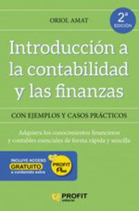 (2 ED) INTRODUCCION A LA CONTABILIDAD Y LAS FINANZAS