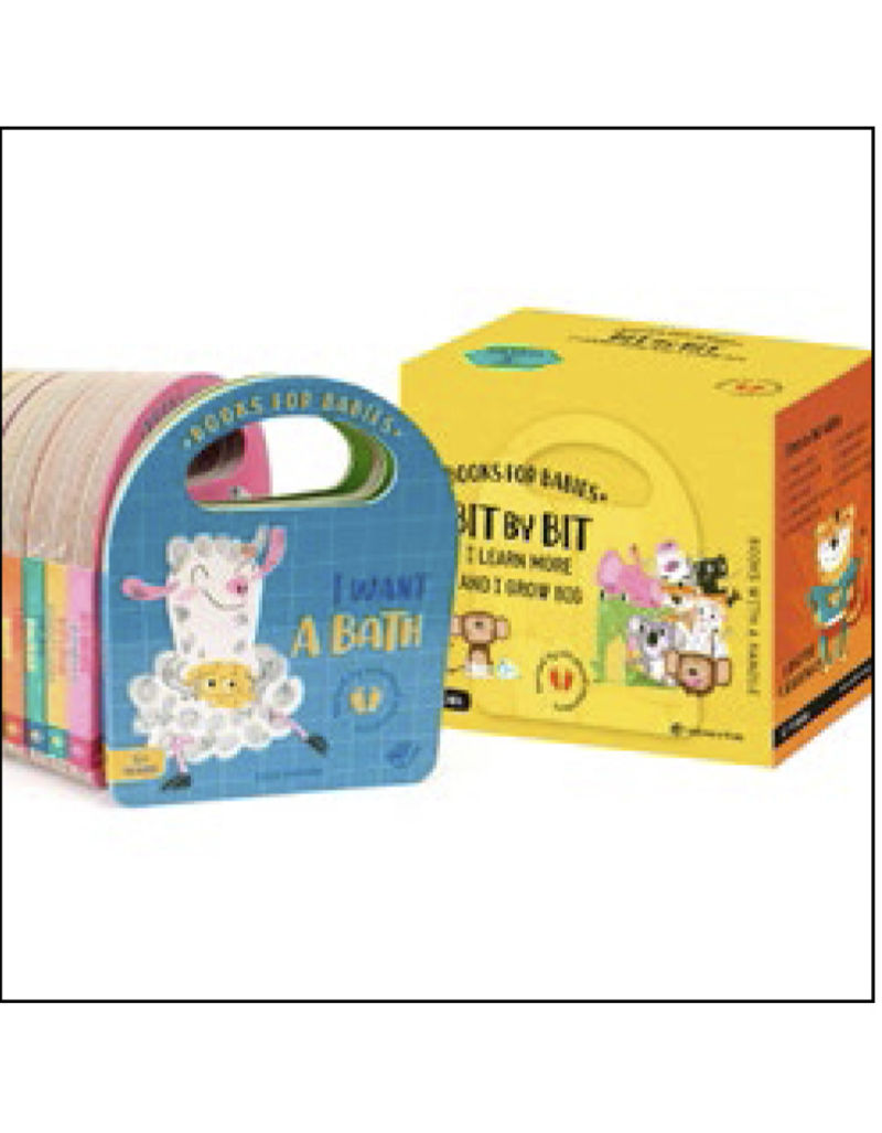 BIT BY BIT I LEARN MORE AND I GROW BIG - GIFTPACK