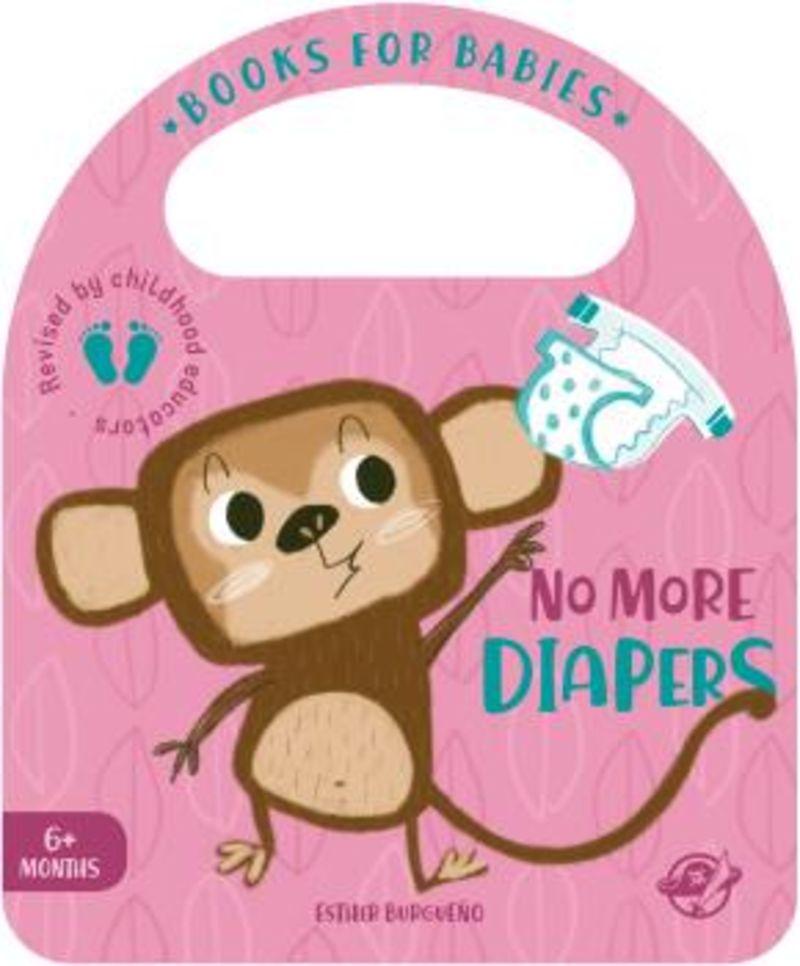 BOOKS FOR BABIES - NO MORE DIAPERS - UN CUENTO PARA BEBES EN INGLES PARA APRENDER A DEJAR EL PAÑAL, INTERACTIVO Y CON UNA SOLAPA