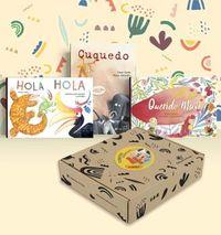 CUENTOS INFANTILES 4 AÑOS - HOLA, HOLA + CUQUEDO + QUERIDO MAXI