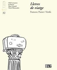 LLETRES DE VIATGE (XXI CERTAMEN DE POESIA MARC GRANELL - VILA D'ALMUSSAFES)