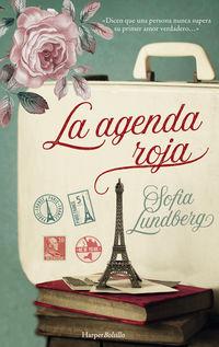 La agenda roja - Sofia Lundberg