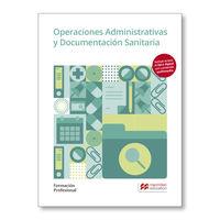 Gm - Operaciones Administrativas Y Documentacion Sanitaria - Aa. Vv.