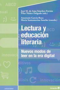 LECTURA Y EDUCACION LITERARIA - NUEVOS MODOS DE LEER EN LA ERA DIGITAL
