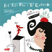 De Los Pies A La Cabeza - Mi 1er Vocabulario Flamenco - Montse Ganges