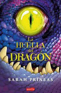 La huella del dragon - Sarah Prineas