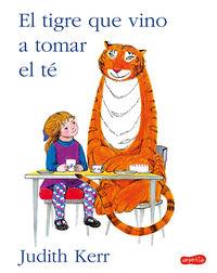 El tigre que vino a tomar el te - Judith Kerr