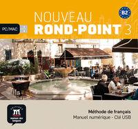 Nouveau Rond-Point 3 (b1) Usb - Aa. Vv.