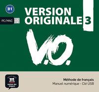 VERSION ORIGINALE 3 (B1) USB