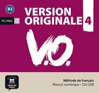 VERSION ORIGINALE 4 (B2) USB