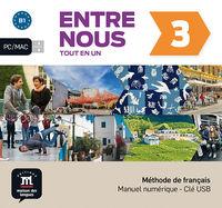 (USB) ENTRE NOUS 3