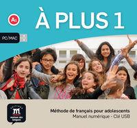 (USB) A PLUS 1
