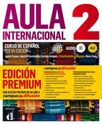 Aula Internacional 2 Ed Premium - Aa. Vv.
