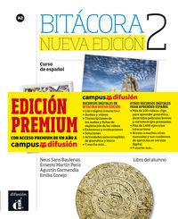 BITACORA 2 ED PREMIUM