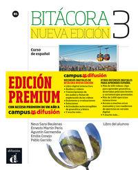 BITACORA 3 ED PREMIUM