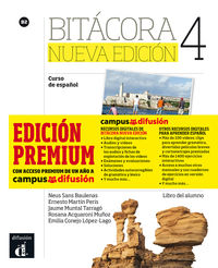 BITACORA 4 ED PREMIUM