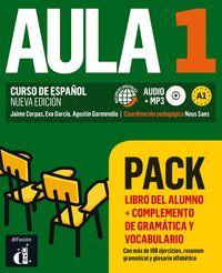 Aula 1 (pack) - Aa. Vv.