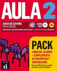 Aula 2 (pack) - Aa. Vv.