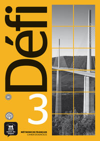 Defi 3 Cahier (b1) (+mp3 Descarg) - Pascal Biras / Anna Chevrier / [ET AL. ]