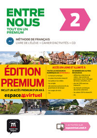 ENTRE NOUS 2 (A2) (+CD PREMIUM)