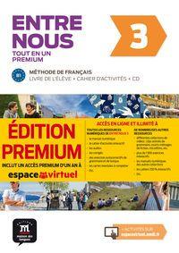 ENTRE NOUS 3 (B1) (+CD PREMIUM)