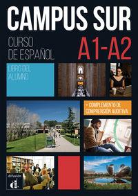 CAMPUS SUR (A1-A2) - CURSO DE ESPAÑOL
