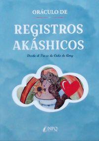ORACULO DE REGISTROS AKASHICOS (CARTAS)