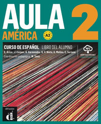 AULA AMERICA 2 (A2) (+MP3 ONLINE)